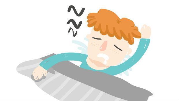 晚上睡覺打鼾又磨牙,小心急性腦中風