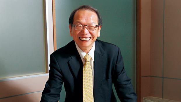 普生董事長 林宗慶