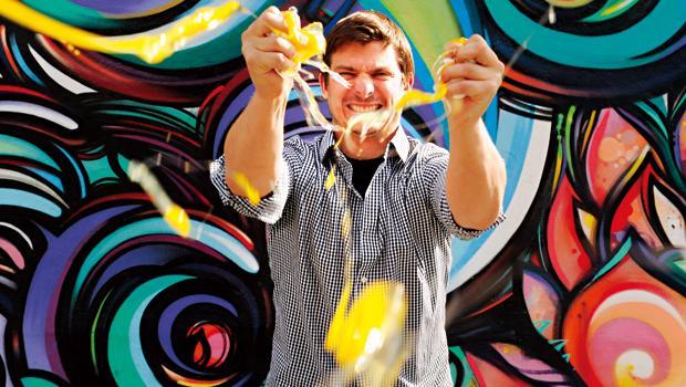 植物蛋催生者崔泰克,把食物當軟體研發的他,被《富比世》點名將摧毀雞蛋業。