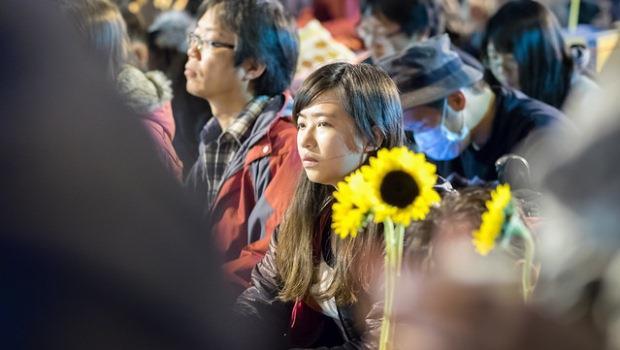 抗爭學生英文好到可以直接出國,為何要在這裡幫你維護權益?