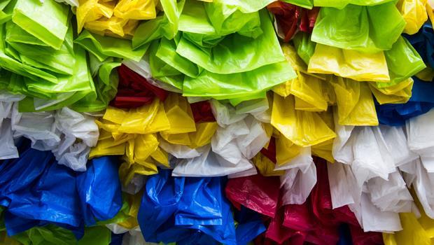 塑膠袋不是不能留,這樣收不會亂