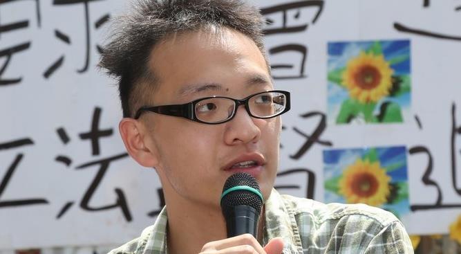 洪崇晏出席記者會 媒體採訪變嗆聲