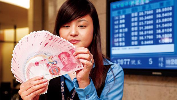 人民幣傳統保單於四月在台限量上市,預料引發銷售熱潮