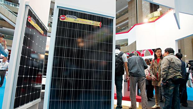 6 月美國對中國懲罰稅率出爐前,太陽能產業將有短線拉貨力道。