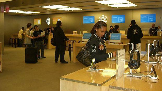 蘋果「借用」超五星級飯店概念,顛覆3C產品展示空間?