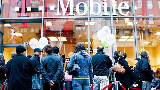 T-Mobile從消費者不滿下手,以破壞行動創新市場遊戲規則。
