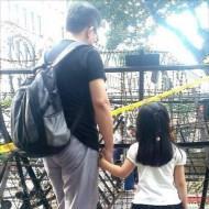 一個導演爸爸寫給四歲女兒:孩子,我這樣看太陽花學運