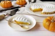 週末輕鬆煮》南瓜塔 Pumpkin tart(食譜)