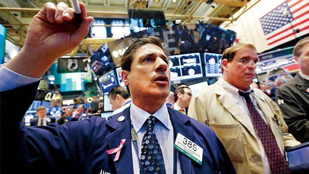 去年那斯達克指數狂飆,今年4 月初卻重挫,但華爾街人士大多老神在在。