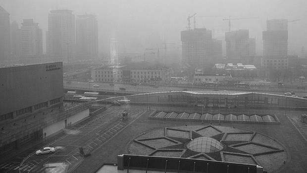 中國特產「霧霾」的英文怎麼說?