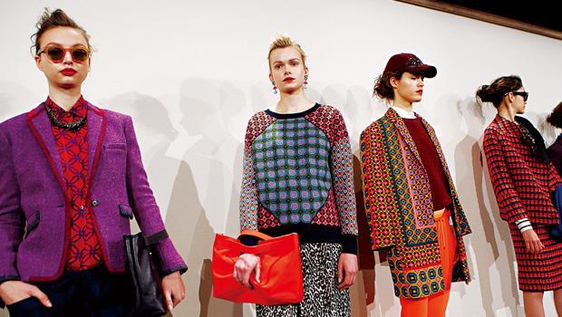 J. Crew重拾品牌質感,毛衣成為最受歡迎的品項之一。
