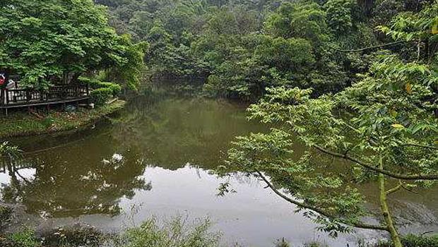 週末小旅行》金龍湖湖濱步道.樂利山