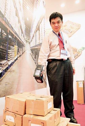 物流業倚重的RFID技術,未來前景看好。