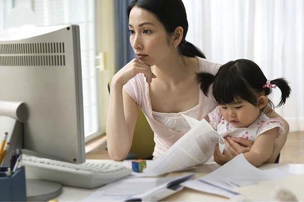 日本媽媽:就因為「沒時間」,我才能同時顧4個小孩又拿哈佛學位