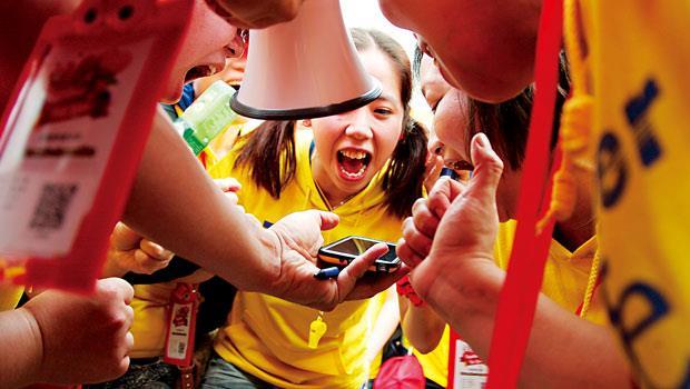 台灣麥當勞斥資千萬舉辦全員激勵營,也是為即將登場的大型招募暖身