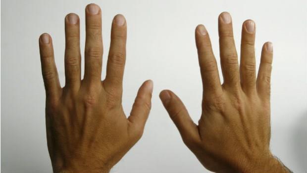 手是人體縮影:性能力好不好,看無名指就知道