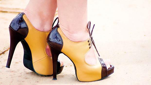 儘管美足手術傷財又傷身,卻難以阻擋名鞋狂的決心。