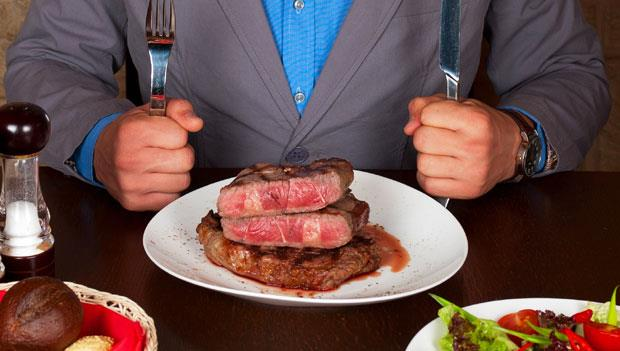 日本人抗老秘訣:50歲起多吃「肉」!