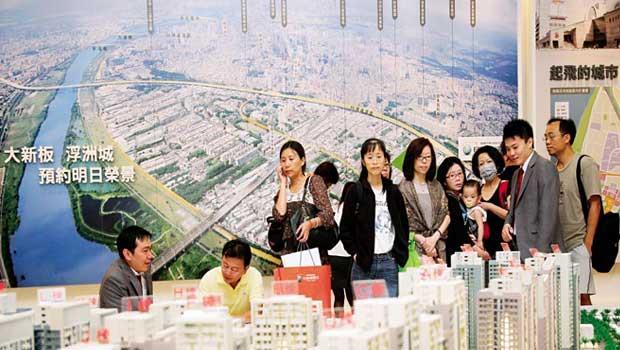板橋浮洲是全國第一件合宜住宅案,但現在投標過程也將被重新檢視。