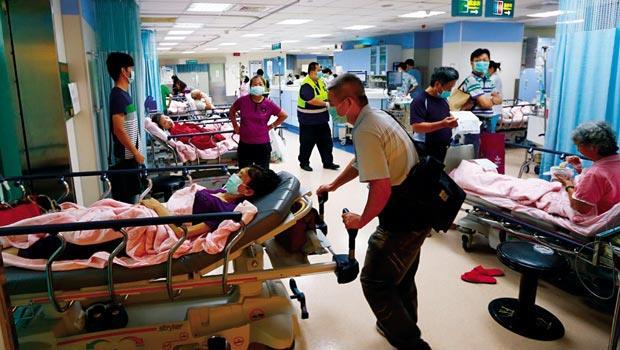 醫學中心急診室將成為第二階段DRG上路後,最先受到衝擊的第一現場。