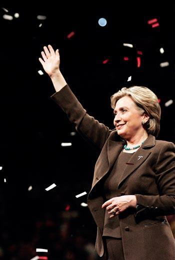 美國第67任國務卿 希拉蕊(Hillary Rodham Clinton)