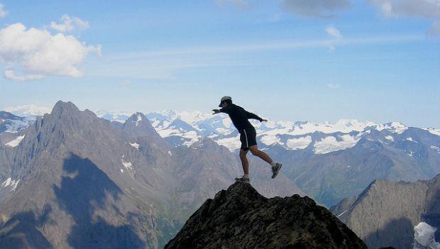 若你覺得現在很難過,那是因為你站得不夠高、看得不夠遠 - 商業周刊 - 商周.com