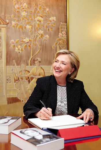 美國第67任國務卿 希拉蕊‧柯林頓