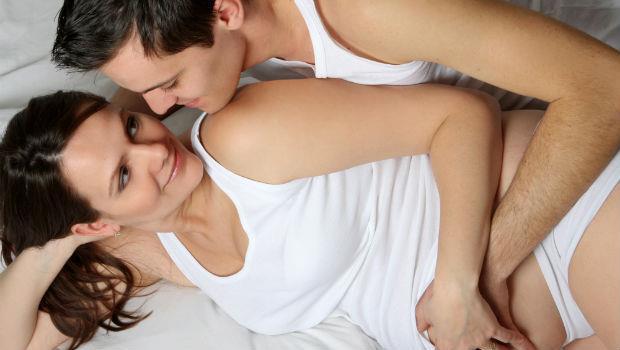 老公,我想要...懷孕時做愛的禁忌體位