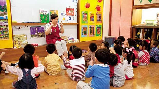 明星私校用英文、智力測驗篩選幼稚園、小一生,恐掀「幼兒去補習」風潮,讓上幼稚園的初衷變調。