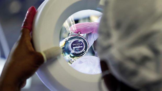 新諾拉定位精品手工表,賣一個重返榮耀的美國夢。