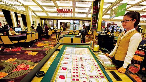中國紅利降溫,澳門博弈業今年業績看淡。
