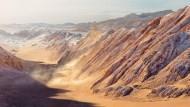 都教授最愛的美麗祕境  阿塔卡馬沙漠
