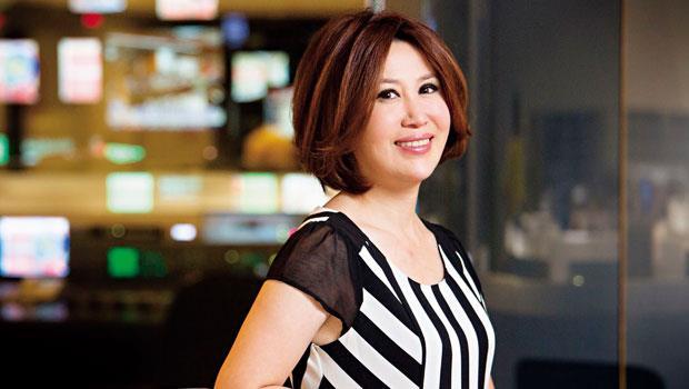 三立《54新觀點》主持人 陳斐娟