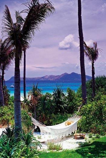 坐擁私島 三大無限制享受