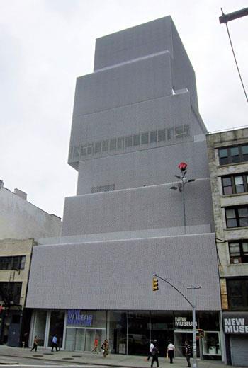 妹島和世的紐約平民美術館