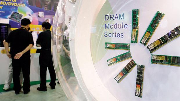 平板、手機類產品需求增加,刺激這一波DRAM價格上漲,而且還有機會一路好到明年。