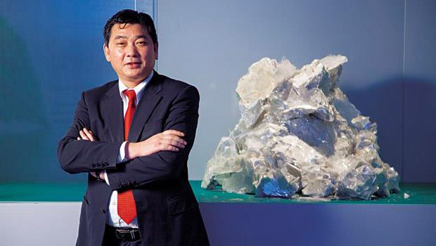 中晶材董事長戴加龍(圖)為讓中晶材到台灣上市櫃,花了約2億,最後被拒門外,背後大股東損失不小。