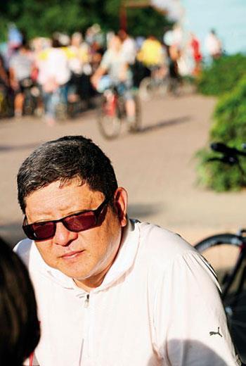 陳聖德在外資圈有豐沛人脈和子兵,這些都成為創業最佳本錢。