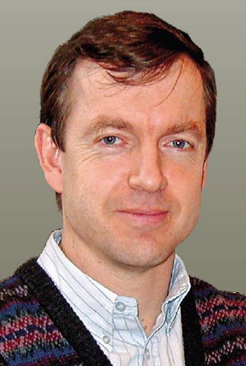 歐洲政策研究中心主任 格羅斯Daniel Gros