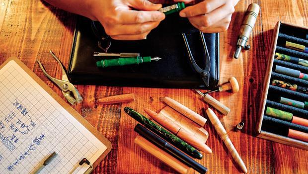 全客製精工鋼筆