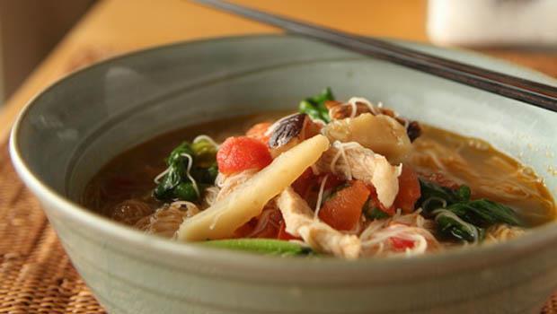 葉怡蘭的食旅生活事》療癒之味‧純米米粉湯