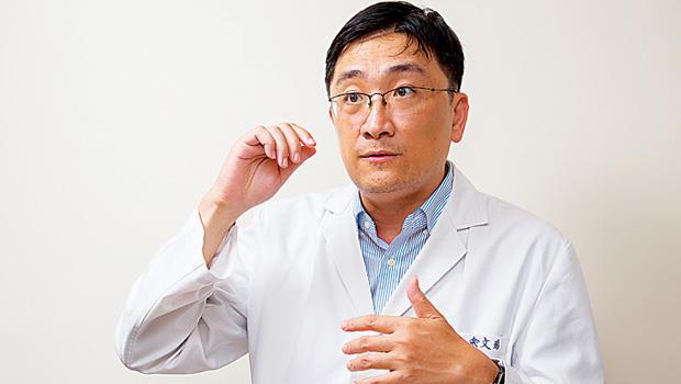 值班醫師 余文瑞