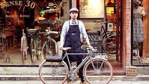 「復古單車」讓老爸拉風上路