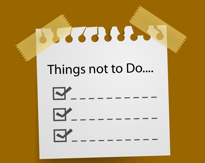 工作變俐落,績效也加倍!因為我每天擬一份:「不辦事項」清單 - 商業周刊