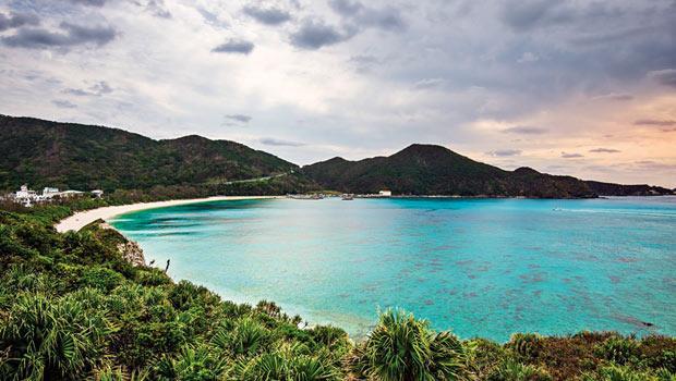 跳島玩沖繩 潛入珊瑚風光