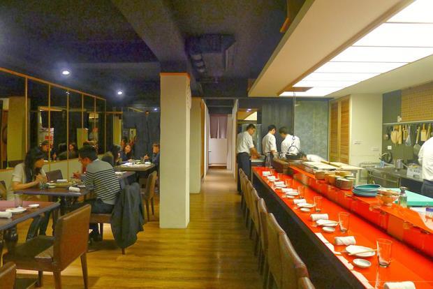不喊停就不會停止上菜!這家日本料理絕對超乎你驚喜 - 商業周刊