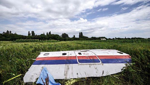 馬航機骸在烏克蘭散落;面臨虧損又出事,恐加速破產。