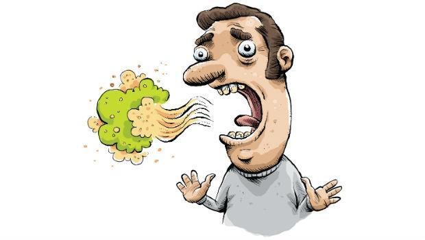 口臭暗示6種身體警訊!別再用漱口水、嚼口香糖了,藥師一次告訴你該怎麼辦