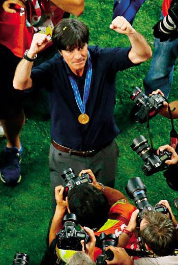 德國足球國家隊教練 勒夫Joachim Loew