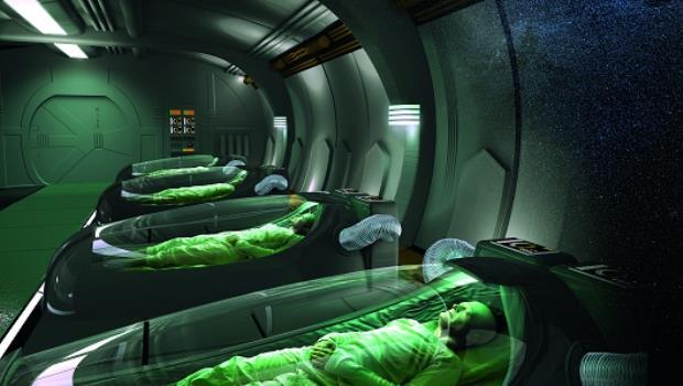 一覺醒來到火星...NASA重金贊助的十大瘋狂點子